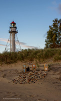 Whitefish Point Sailor's Memorial